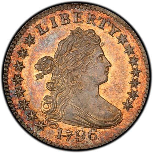 Draped Bust (1796-1797)