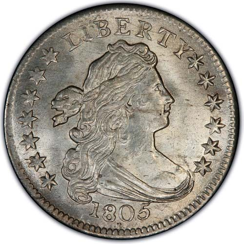 Draped Bust Lg Eagle (1798-1807)