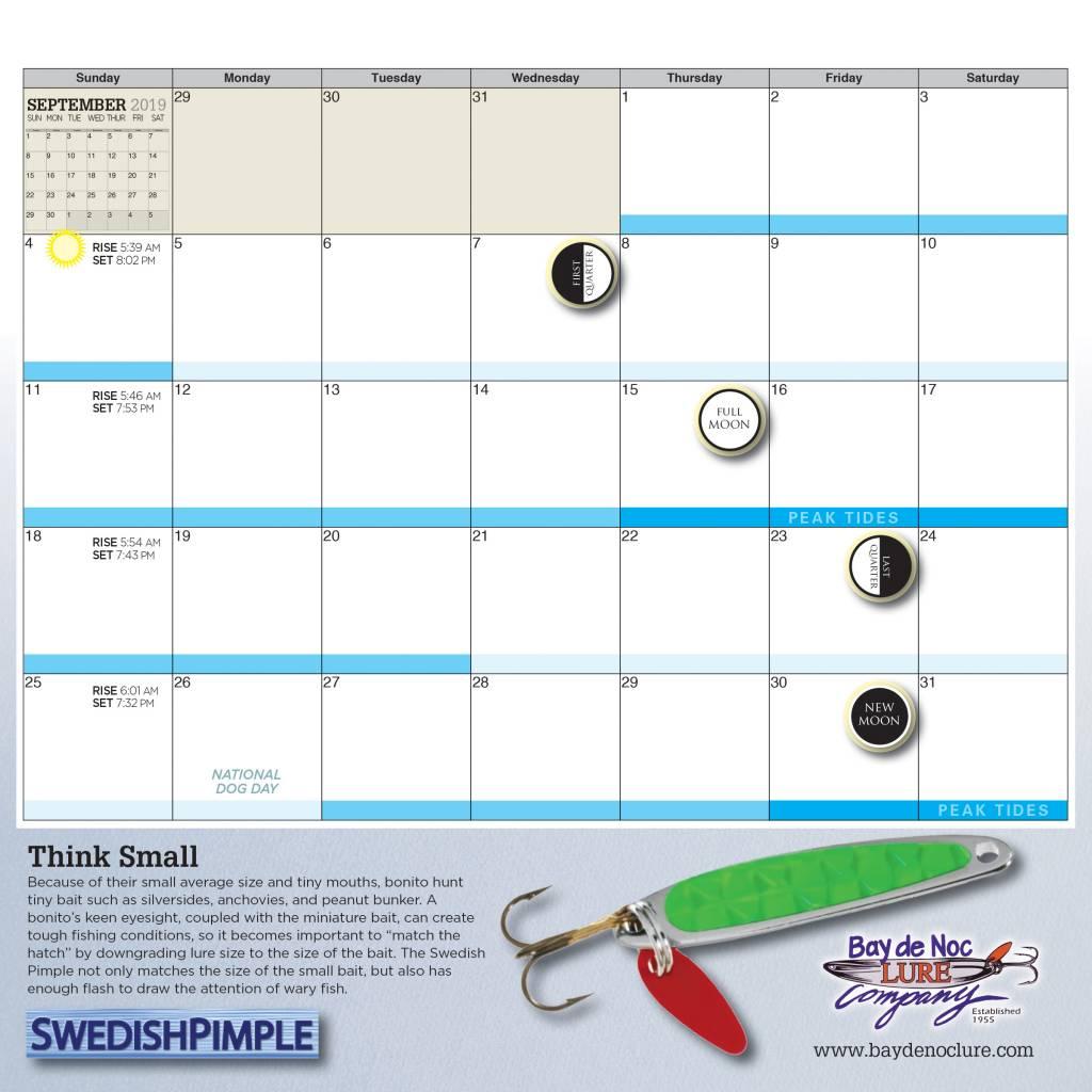 OTW Calendar 2019
