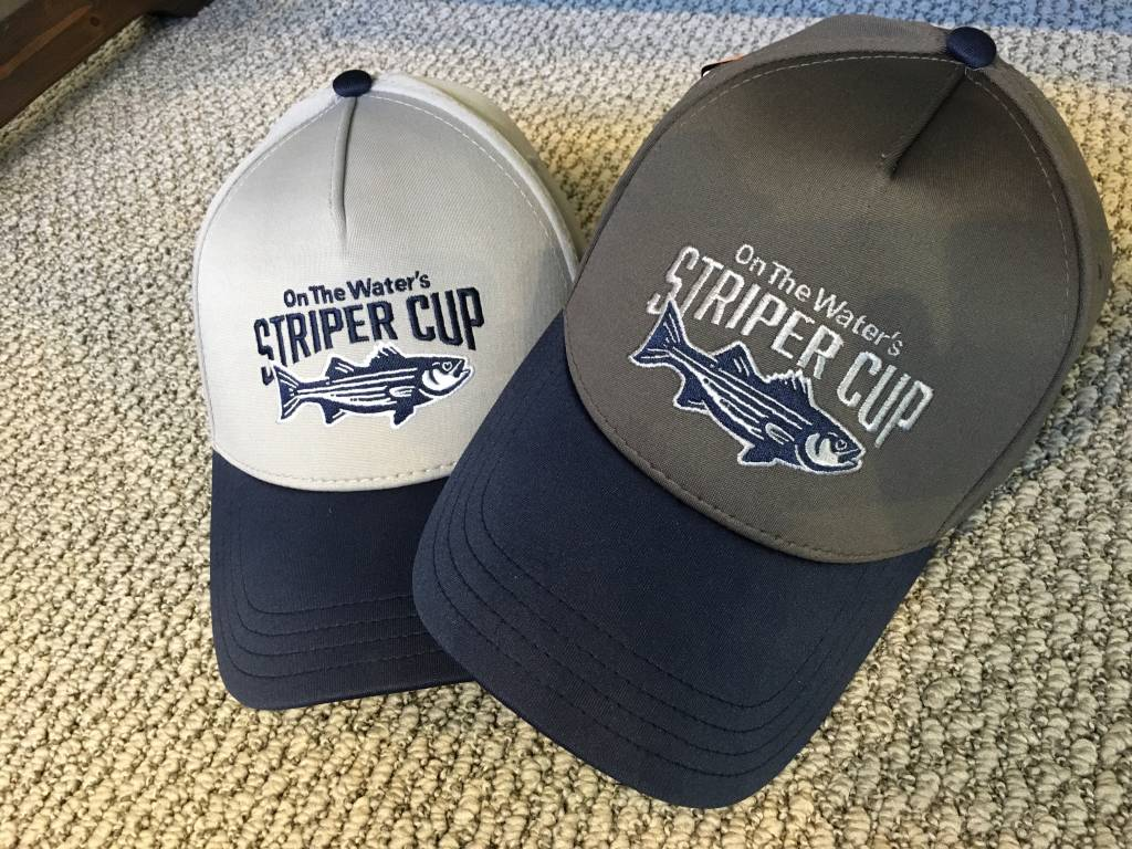 Striper Cup Hat Special Edition