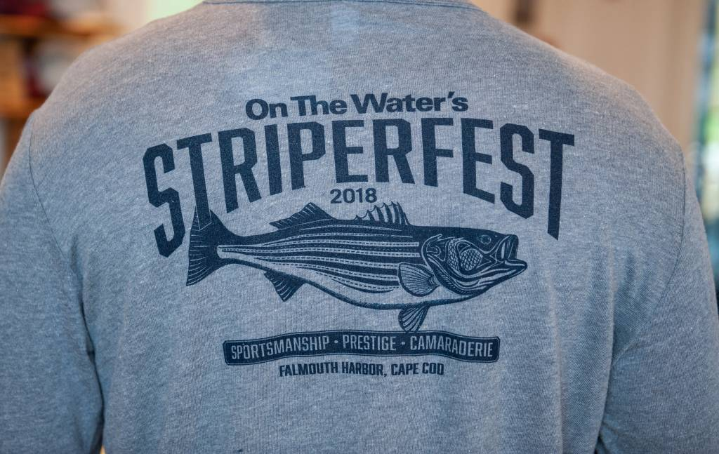 2018 StriperFest Long Sleeve Old School