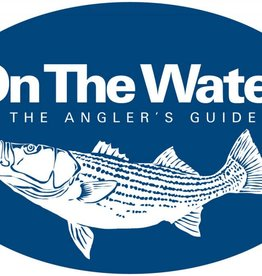Striper Angler's Guide  Bumper Sticker