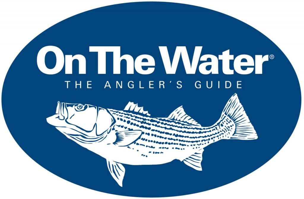 Striper Angler's Guide  Bumper Sticker