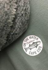 Cape Retro V Neck Short Sleeve Tee