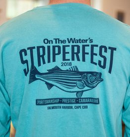 Sriper Fest Long Sleeve Old School Striper Tee