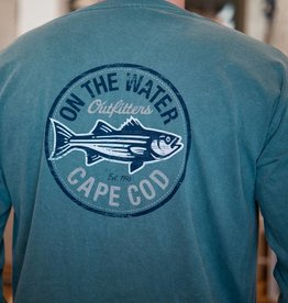 Retro Circle Cape Cod T-Shirt
