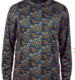 Grundéns Grundéns Fish Head Long Sleeve