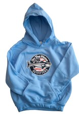 Stars and Stripers Hooded Sweatshirt - Kids