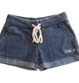 Zen Striped Bass Shorts Women
