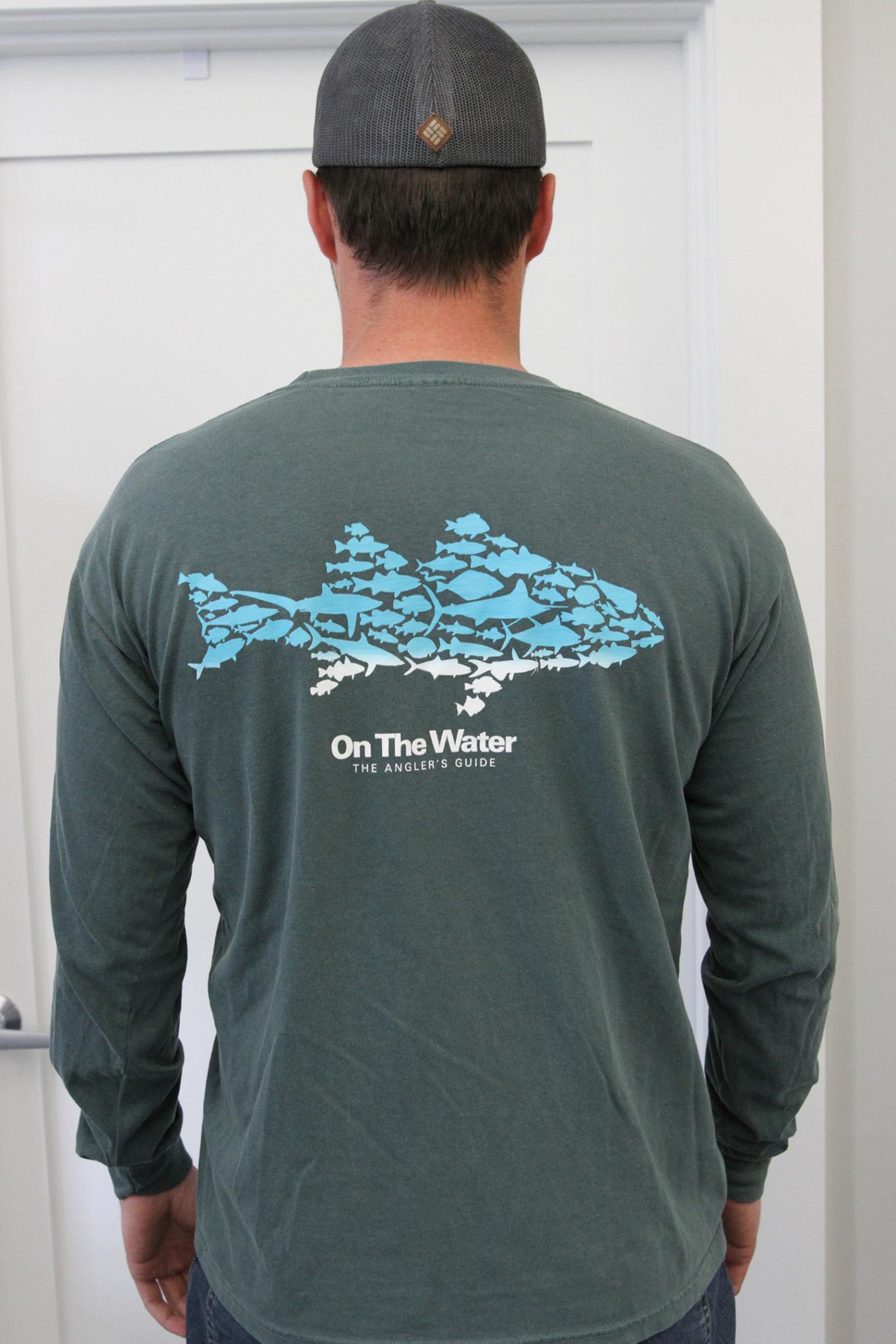 Ombre Multifish Longsleeve