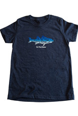 Ombre Multifish Youth Tee