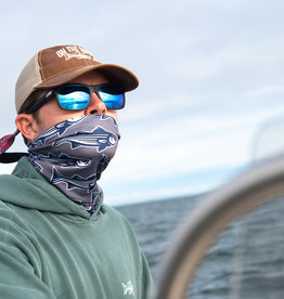 Striped Bass Neck Gaiter
