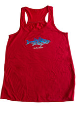 Ombre Multifish Racerback Tank