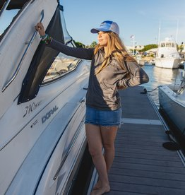 Women's Technical Striper 1/4 Zip