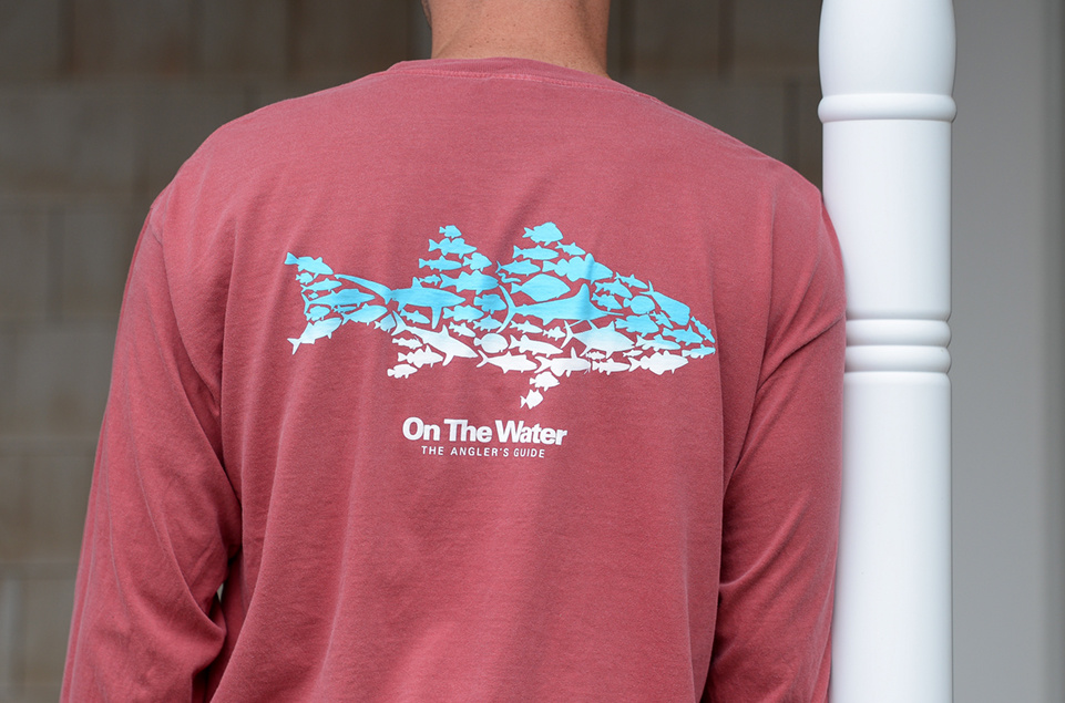 Ombre Multifish L/S Tee