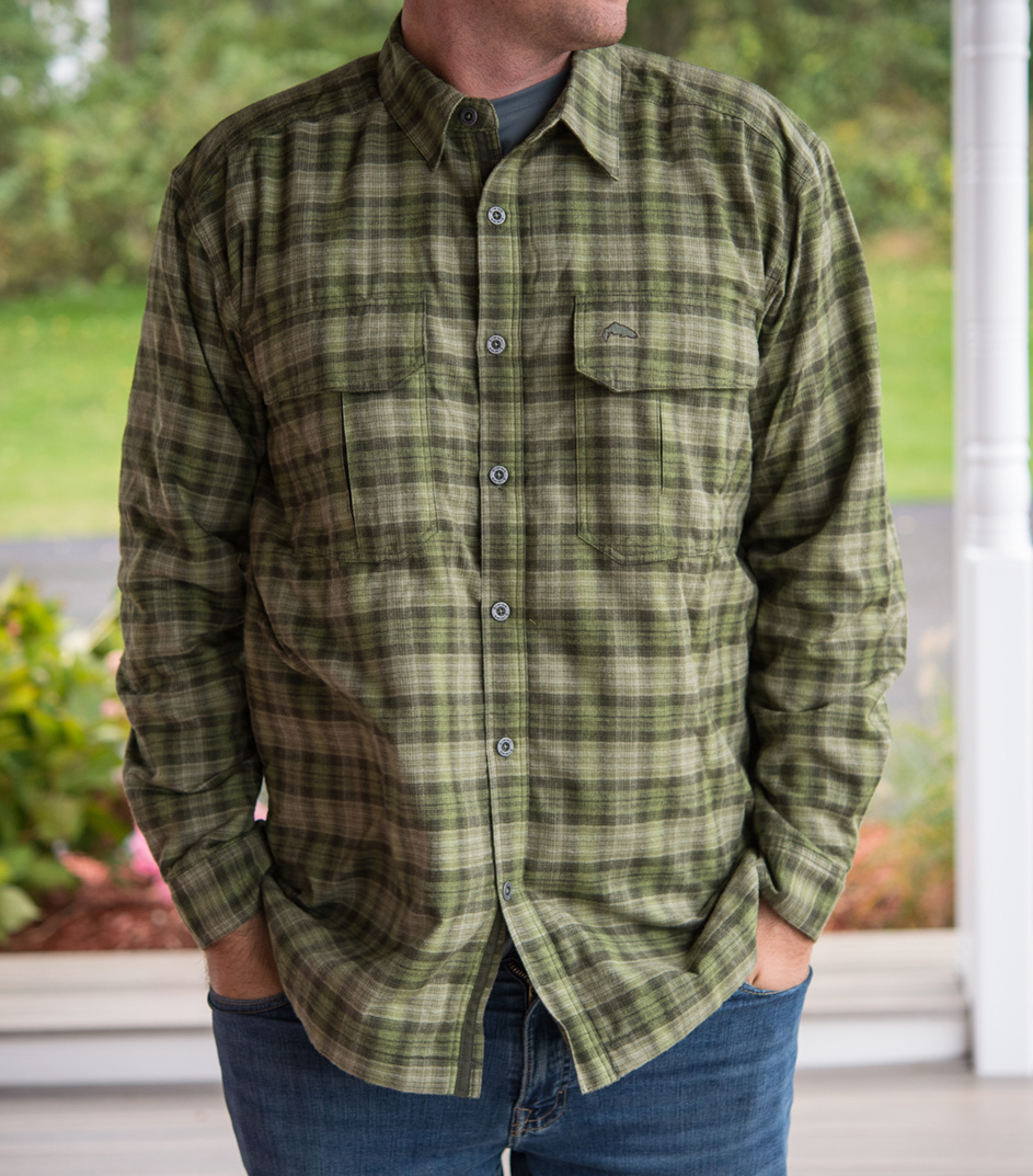 Simms SIMMS Cold Weather Flannel