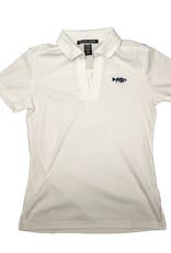 Women's Striper Short Sleeve Polo