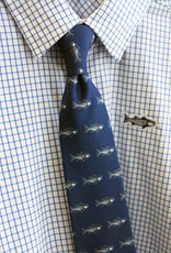 Knotty Tie Striped Bass Necktie