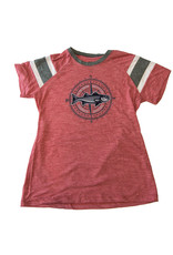 Latitude Short Sleeve Ladies Tee
