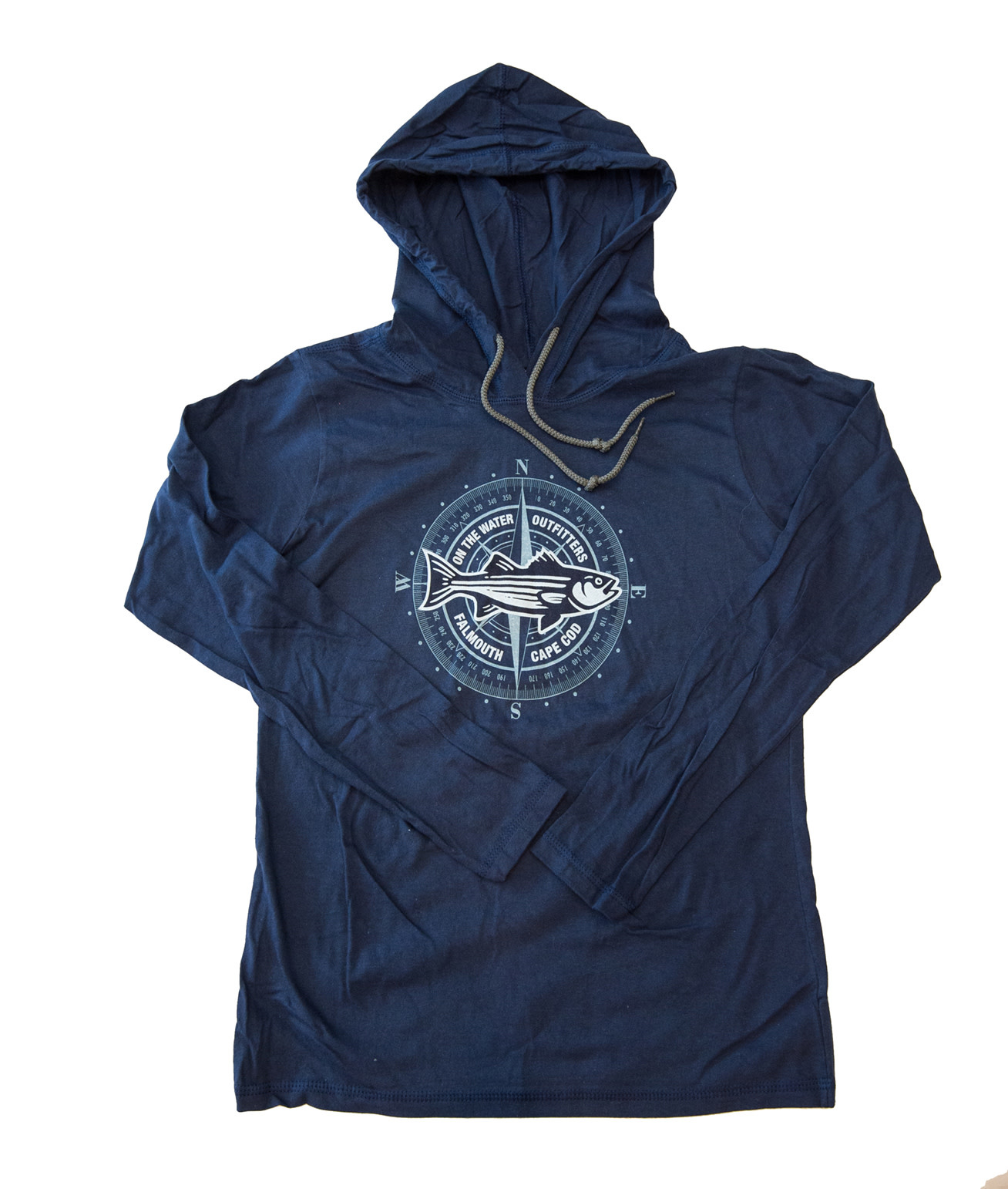 Latitude Hooded Tee Women