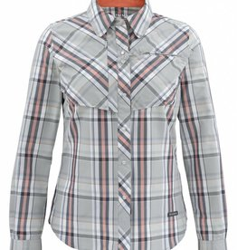 Simms Simms Women's Plaid Long Sleeve