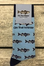 Striped Bass Socks