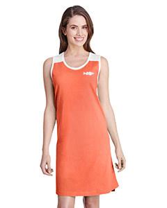 Racerback Striper Tank Dress