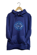 Latitude Pullover Hooded Sweatshirt