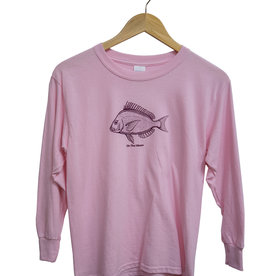 Lil Scup Long Sleeve Youth Tee