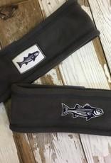 Striped Bass Fleece Headband