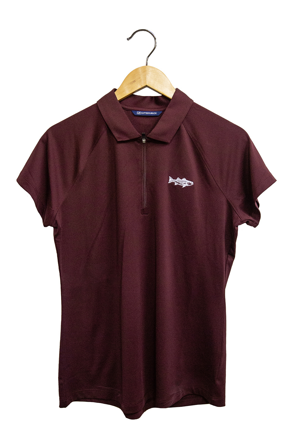 Forge 1/2 Zip Polo