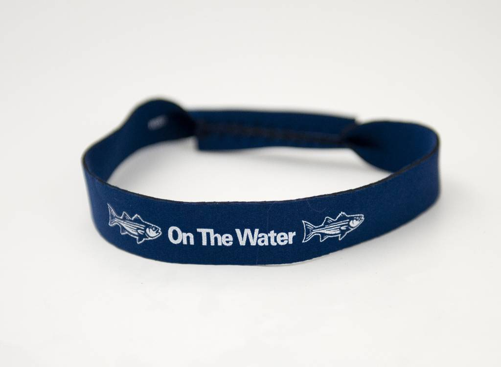 Croakies Striper Logo
