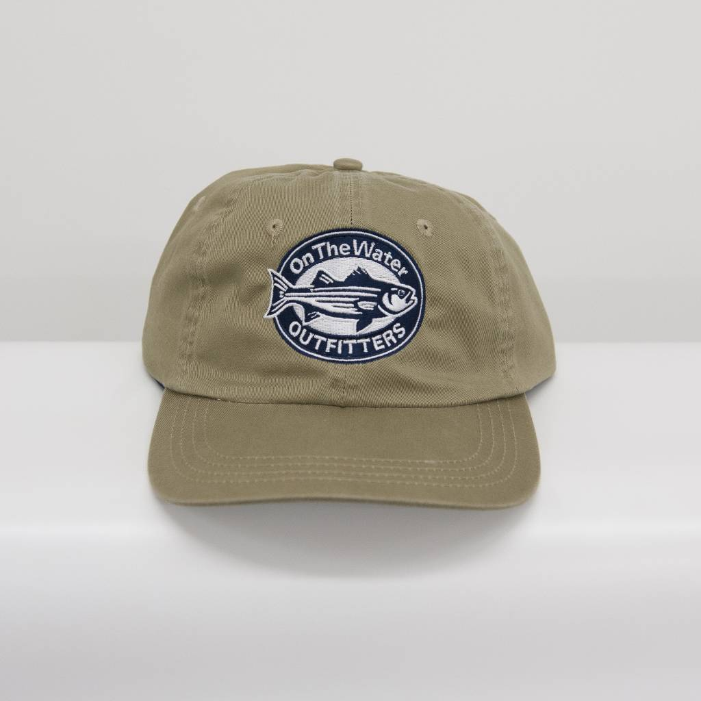 Oval Striper Newport Mid Fit Hat