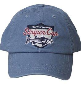 Striper Cup Hat