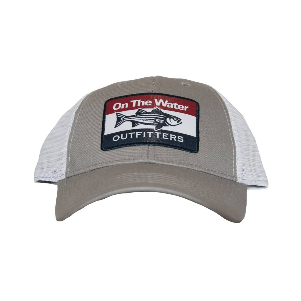 Striper Trucker Hat