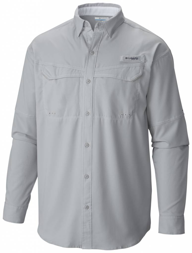 b3b87070e4d Columbia Columbia Men's PFG Low Drag Long Sleeve - On The Water Outfitters