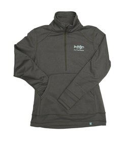 Simms Simms Women's 1/2 Zip Fleece Size Small