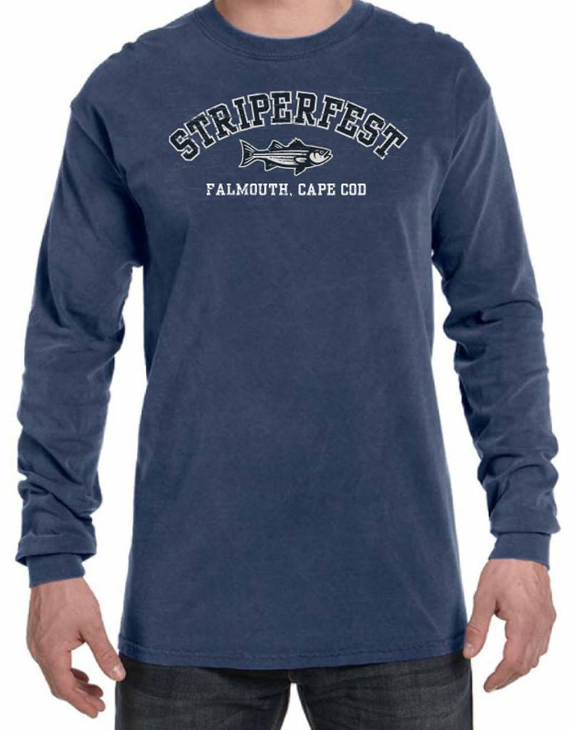 bc6f1c74d1d StriperFest Block T-Shirt - On The Water Outfitters