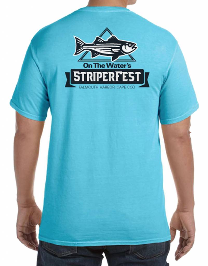 StriperFest Triangle T-Shirt