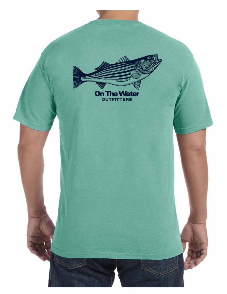 Striper Pen & Ink T-Shirt