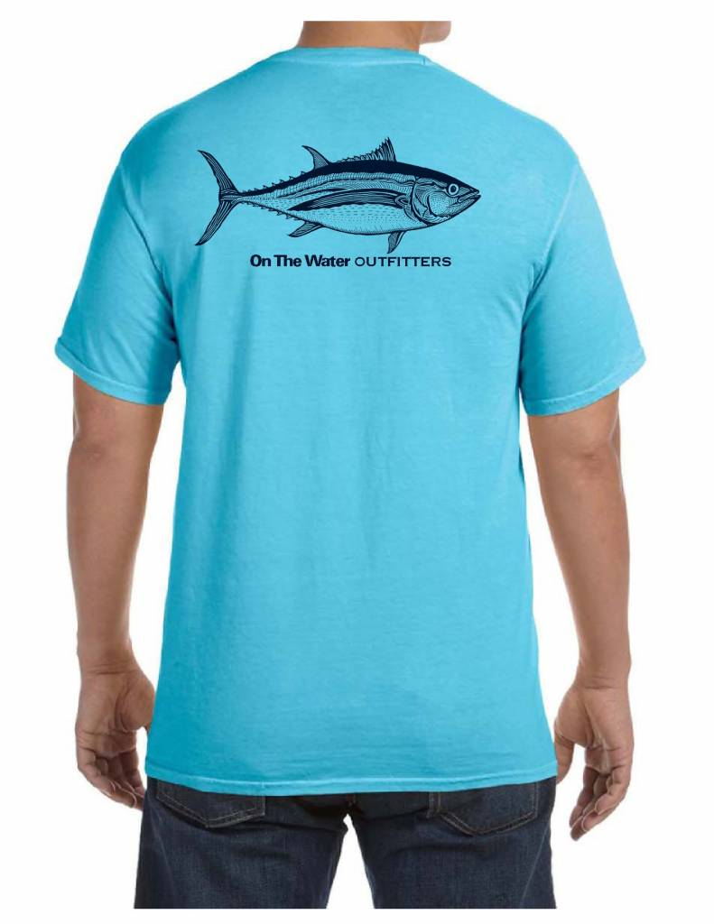 Tuna Pen & Ink T-Shirt