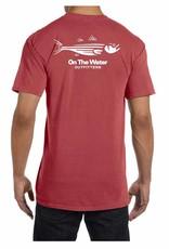 Reverse Striper Pocket T-Shirt