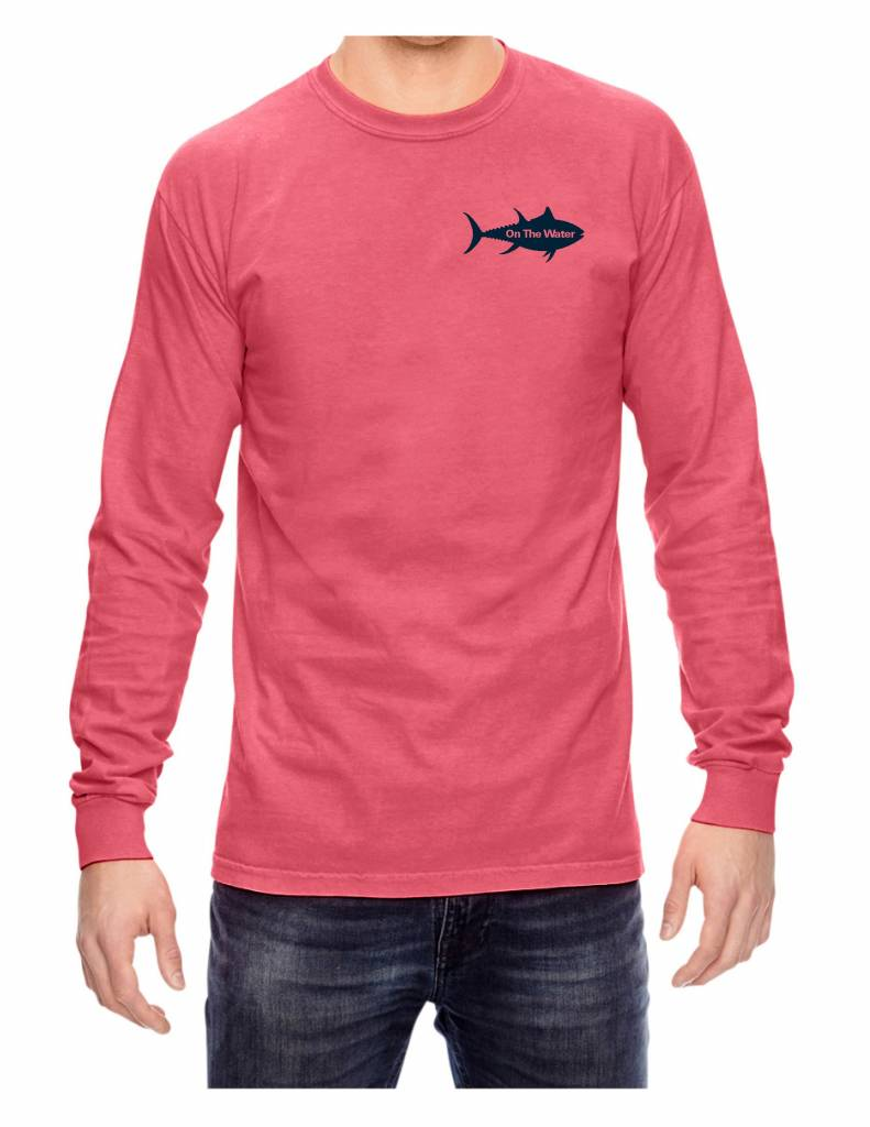 Tuna Diamond Silhouette Pocket T-Shirt