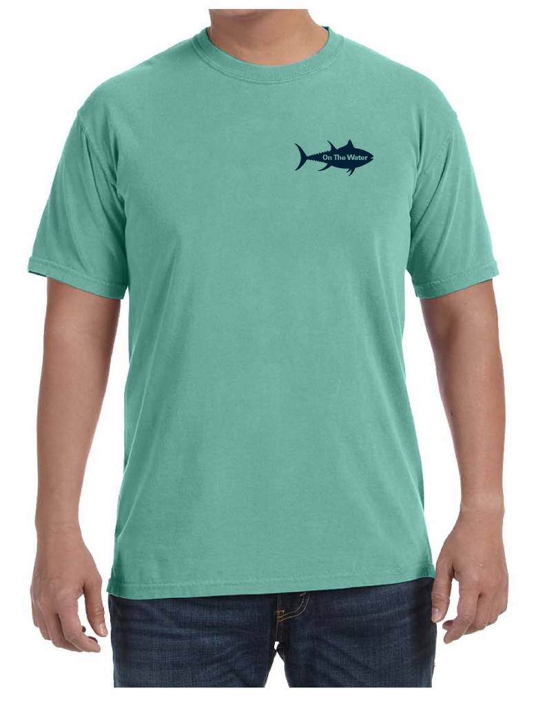 Tuna Diamond Silhouette T-Shirt