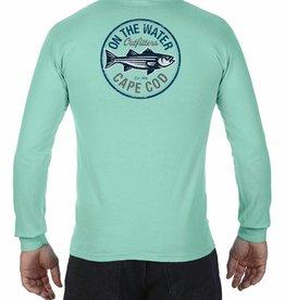 Retro Circle Pocket T-Shirt