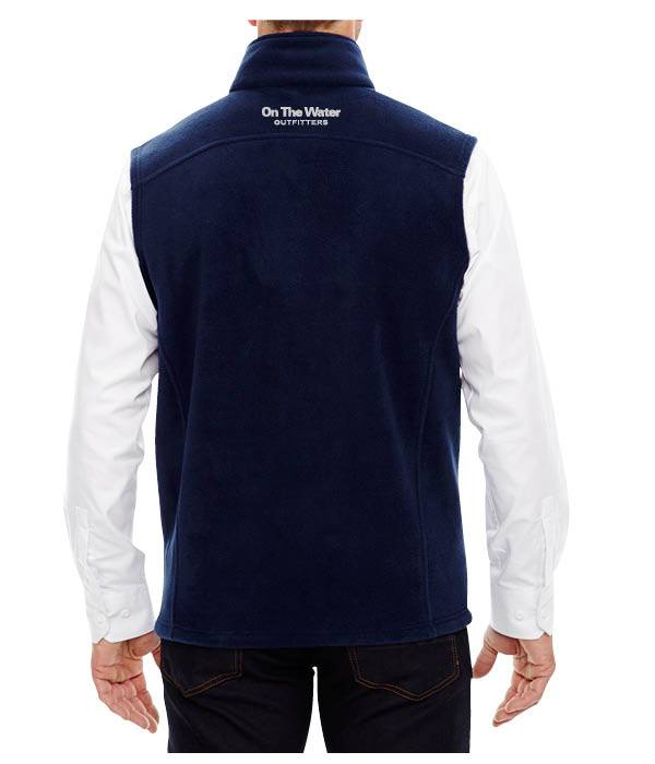 Fisherman's Fleece Vest