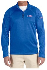 Men's Contrast-Striper Technical 1/4-Zip