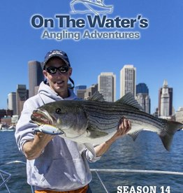 NEW - DVD | On The Water TV | Season 14