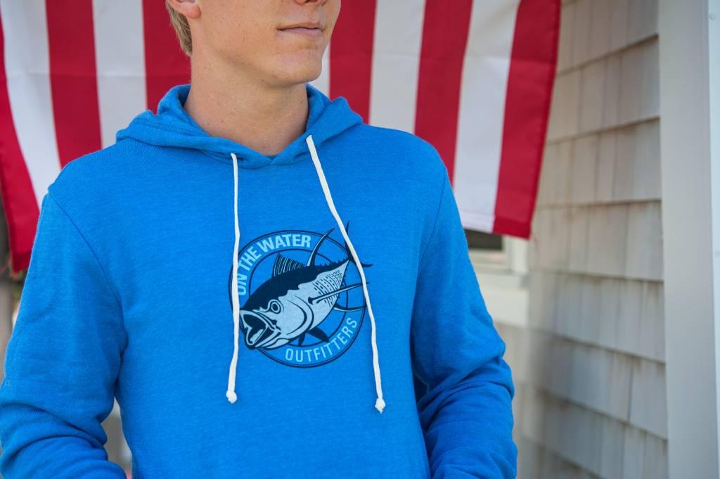 Screamin' Tuna Hooded Sweatshirt