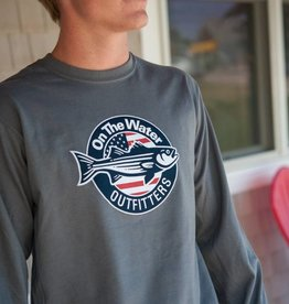 Stars and Stripers Longsleeve Tee